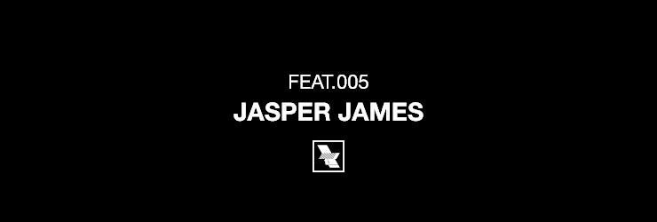 JASPER JAMES